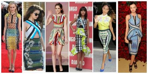 Tayor Shilling, Selena Gomez, Kristen Stewart, Keri Washington ,Jada Pinkett Smith, Miranda Kerr