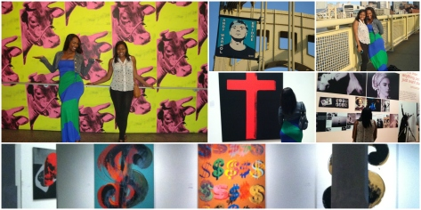 visiting the andy warhol museum pittsburgh